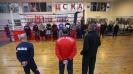 Тренировка на боксьорите от ЦСКА
