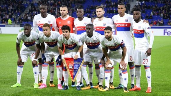 Лион - Олимпик Марсилия 2:0