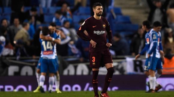 Еспаньол - Барселона 1:0