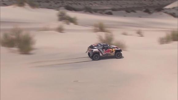 """Тойотата на Тен Бринке победи пилотите на Пежо в 11-я етап на """"Дакар"""""""