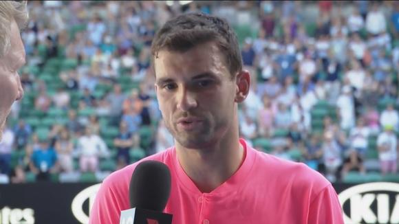 Григор Димитров: Това са най-важните мачове - да печеля, когато не играя добре