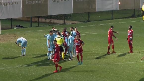 Дунав - Санкт Пьолтен 0:1