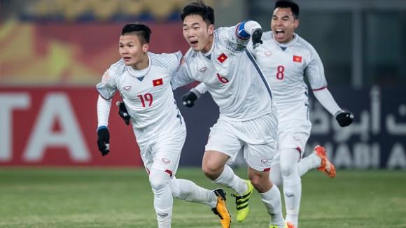 Исторически финал за Виетнам на Азиатското първенство за младежи