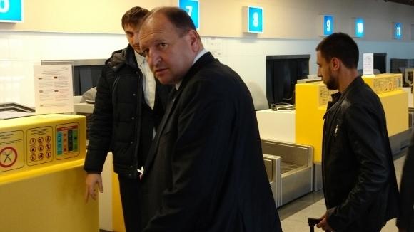 Новото попълнение на Лудогорец замина с отбора за Милано