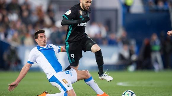 Леганес - Реал Мадрид 1:3