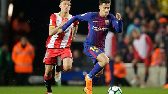 Барселона - Жирона 6:1