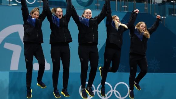 Швеция спечели пореден медал в ПьонгЧанг