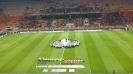 Химнът на Лига Европа за Милан и Лудогорец