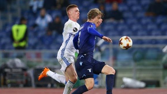 Динамо (Киев) - Лацио 0:2