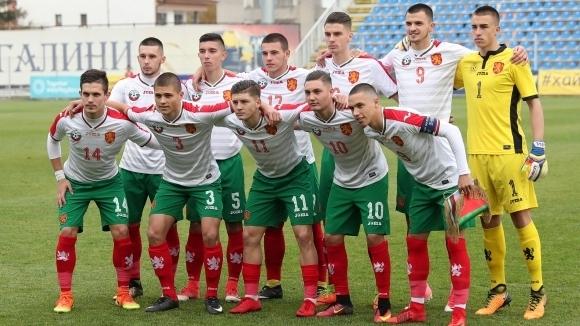 Испания U19 - България U19 0:0