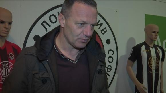 Младен Додич: Оставам треньор на Локомотив