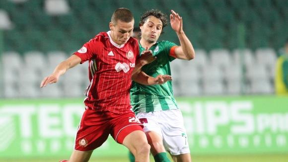Берое - ЦСКА-София 1:1