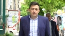 Красимир Иванов и адвокат Иво Ивков пристигнаха на ДК на БФС