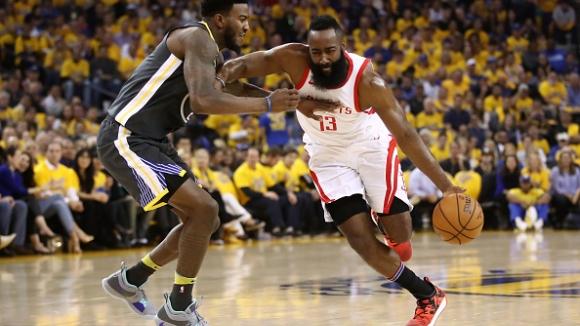 Хюстън изравни резултата на Запад в НБА