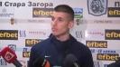 Наумов: Искам следващия сезон да съм титуляр в Разград