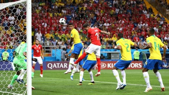 Спорно: Имаше ли нарушение при гола на Швейцария?