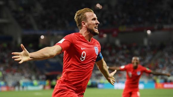 Кейн спаси Англия срещу Тунис