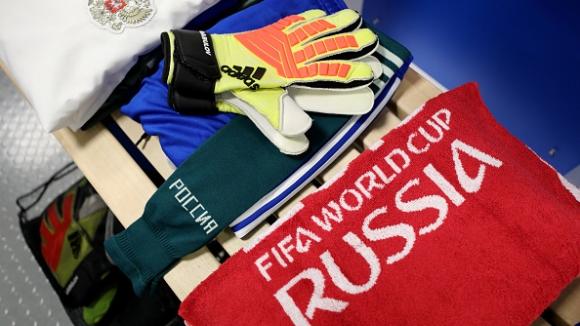 Съставите на Русия и Египет за мача в Санкт Петербург