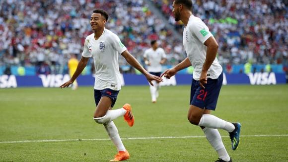 Великолепен гол на Лингард - Англия поведе с 3:0 на Панама
