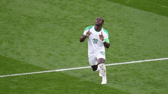 Сенегал поведе на Япония с куриозен гол на Садио Мане