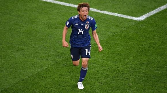 Такаши Инуи изравни за Япония срещу Сенегал