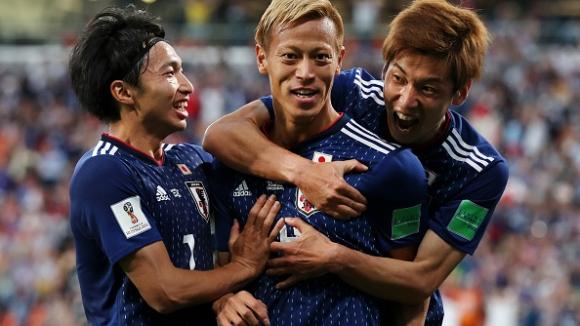 Кейсуке Хонда върна Япония в мача срещу Сенегал