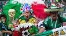 Неописуемата мексиканска радост след победата над световните шампиони