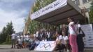 Стефка Костадинова прие огъня в чест на олимпийския ден