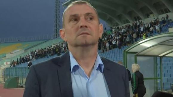 Загорчич: Срещу Хайдук ще бъде много трудно