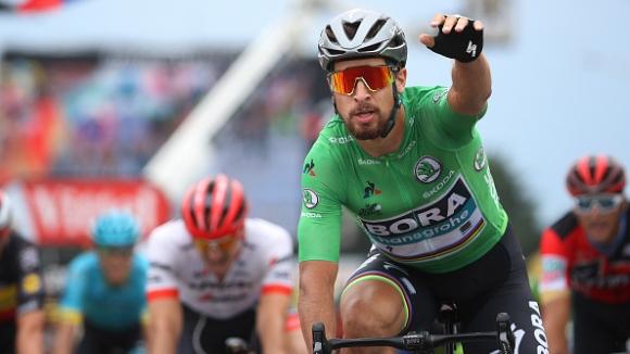 Петер Саган спечели 13-ия етап на Обиколката на Франция