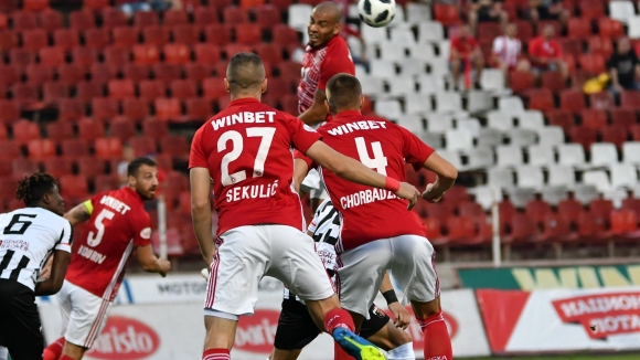 ЦСКА-София - Локомотив Пловдив 2:0