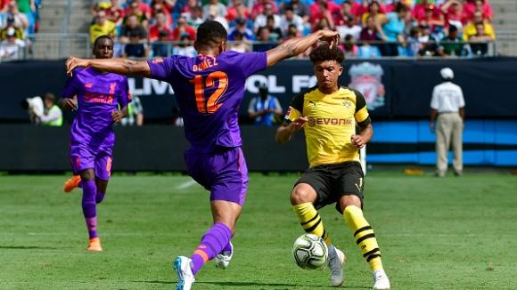 Борусия Дортмунд победи Ливърпул след късен обрат