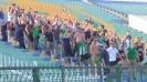 Феновете на старозагорци по време на мача със Славия