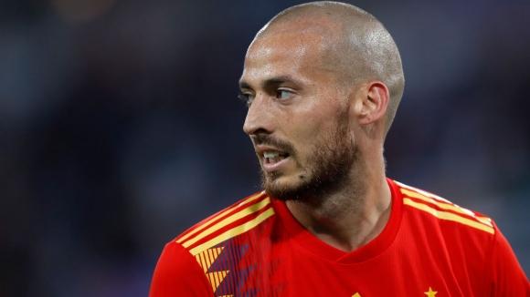 Давид Силва прекрати кариерата си в националния отбор на Испания