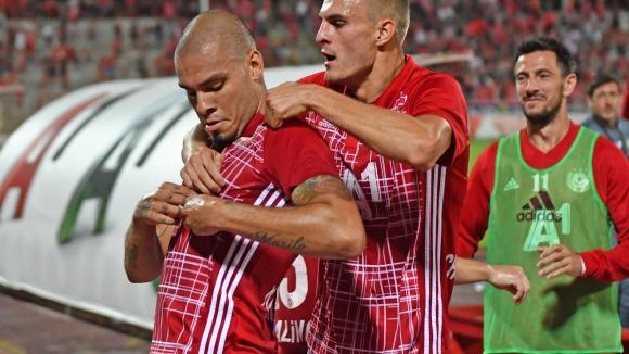 Отборът на ЦСКА-София замина за Дания