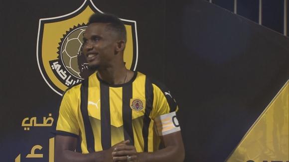 Ето'о продължава да обикаля света - ще играе в Катар
