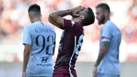 Рома започна сезона с победа срещу Торино с 1:0