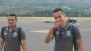 Скромно летище посрещна лудогорци в Мостар