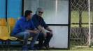 "Спас Русев изгледа тренировката на ""сините"" на ""Герена"""