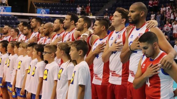 Победа за Полша и първа загуба за Иран на Световното по волейбол