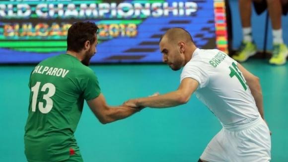 България взе и втория гейм срещу Иран