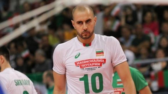 Валентин Братоев: Всички изиграха страхотен мач