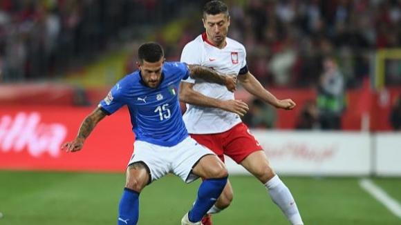 Полша - Италия 0:1