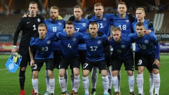 Естония - Унгария 3:3