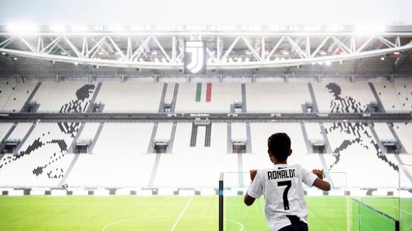 Синът на Роналдо блесна с нов страхотен гол за децата на Юве