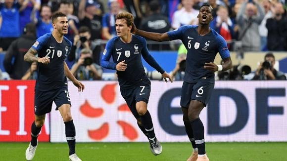 Франция - Германия 2:1