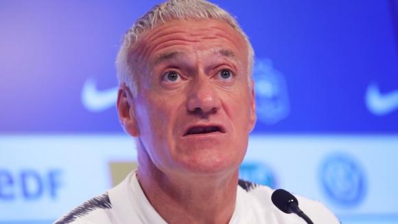 Дидие Дешан: Този отбор на Франция никога не се предава