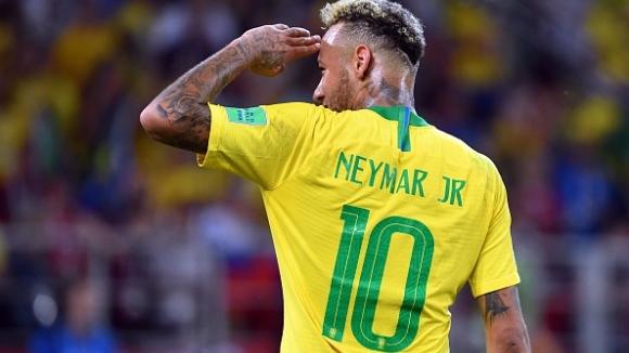В лагера на Бразилия са доволни от успеха над Аржентина