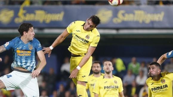 Виляреал - Атлетико Мадрид 1:1