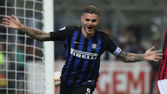 Интер пребори Милан в продължението на мача